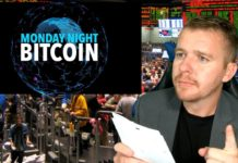 Monday Night Bitcoin! LATE BREAKING NEWS!